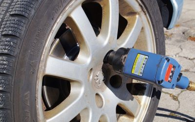 Comment réparer un pneu crevé ?